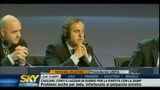 Europei 2012, Michel Platini in Ucraina