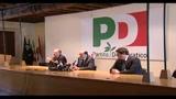 30/03/2010 - Conferenza stampa Bersani (1/a parte)
