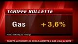 31/03/2010 - Tariffe, Authority: da Aprile aumenta il gas, cala la luce