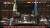31/03/2010 - DDL Lavoro, il Ministro Sacconi riferisce in aula