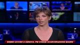 31/03/2010 - Bimbo ucciso a Genova, PM chiede la scarcerazione della madre