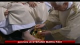 01/04/2010 - Aborto, Papa, cattolici non accettino leggi ingiuste