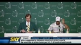 05/04/2010 - Conferenza stampa Tiger Woods (1/a parte)