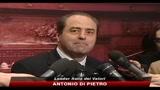 07/04/2010 - Di Pietro: la gente muore di fame mentre parliamo di riforme