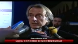 Montezemolo: concentrarsi su fisco, lavoro, giovani e burocrazia