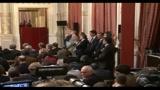 10/04/2010 - Vertice italo-francese, Berlusconi,:si a presidenzialismo