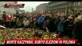 10/04/2010 - Polonia, morte presidente, interviene  Jacek Palasinki