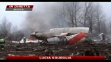 10/04/2010 - Russia, cade aereo presidente polacco: 96 morti
