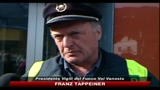 Treno deragliato, la testimonianza dei vigili del fuoco