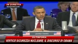 Vertice sicurezza nucleare, il discorso di Obama (1/a parte)