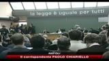 Processo Calciopoli, udienza riprenderà il 20 aprile