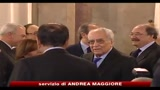Senato, medaglia Aetatis Honorem a Emilio Colombo
