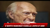 15/04/2010 - E' morto Raimondo Vianello, aveva 87 anni