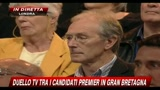 Gran Bretagna, duello tv - Prima domanda (1-2), Immigrazione