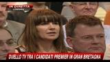 Gran Bretagna, duello tv - Seconda domanda (1-2), Lotta alla criminalità