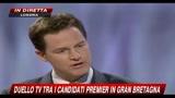 Gran Bretagna, duello tv - Quarta domanda (2-2), Istruzione