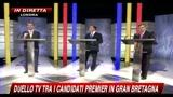 Gran Bretagna, duello tv - Settima domanda (2-2) - Sanità