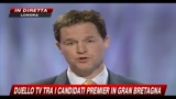 Gran Bretagna, duello tv - Ottava domanda (2-2)