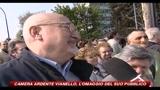 16/04/2010 - Camera ardente Vianello, l'omaggio del suo pubblico