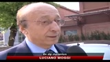 Camera ardente Vianello, Moggi: un amico e un gran signore