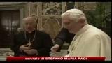 Il papa compie 83 anni, festeggiamenti rinviati a lunedì