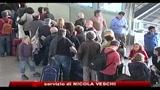 Caos aerei, stazione Roma Termini invasa dai passeggeri