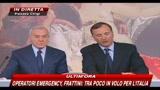 Liberazione operatori Emergency, parla Frattini (2/a parte)