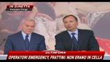 Liberazione operatori Emergency, parla Frattini (3/a parte)