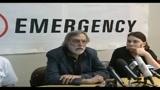 Liberazione operatori Emergency, Gino Strada: Fallito tentativo di screditarci