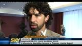 20/04/2010 - Tommasi, ex Roma, commenta il gesto di Totti