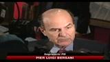21/04/2010 - Bersani, nel PDL problemi aggiustati ma non risolti