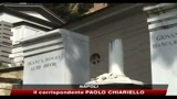 Cimitero di Napoli, rubato il busto marmoreo di Libero Bovio