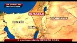 Due razzi verso Israele da Sinai o Giordania, nessun ferito