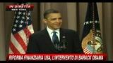 Riforma finanziaria USA, l'intervento di Barack Obama