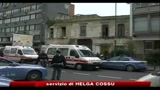Napoli, crolla una palazzina, muore una donna polacca