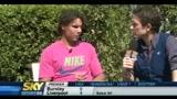 26/04/2010 - Internazionali d'Italia, Nadal: mi sento bene, voglio far bene