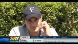 26/04/2010 - Roma, Federer: spero di trovare Rafa in semifinale