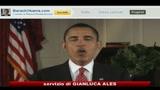 Obama, messaggio su youtube per elezioni di Midterm