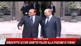 Berlusconi intesa con Putin, freddezza con Fini