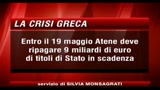 27/04/2010 - Grecia, a livelli record i rendimenti sui titoli di Stato