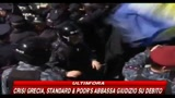Accordi navali Mosca-Kiev, dai tafferugli in Parlamento ai disordini in strada