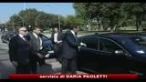 PDL, Berlusconi solidarietà a Fini per attacco de Il Giornale