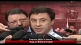 Dichiarazione Italo Bocchino