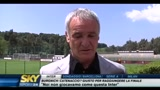 29/04/2010 - Roma, Claudio Ranieri sull'Inter