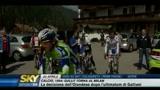 30/04/2010 - Ciclismo, prove generali di Giro