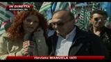 Cgil, Cisl e Uil in piazza a Rosarno per il primo maggio
