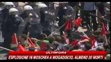 01/05/2010 - Primo maggio di proteste e scontri in Grecia