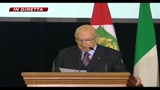 1-Unit d'Italia, intervento di Napolitano