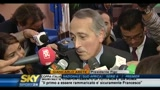 Intervista a Giancarlo Abete, presidente Figc