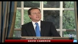 Gb, Cameron apre ad alleanza con i liberal-democratici